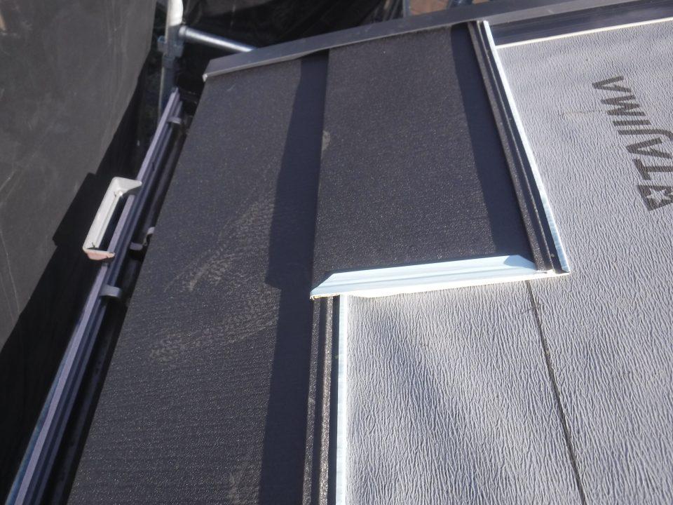 ガルバリウム鋼板の写真