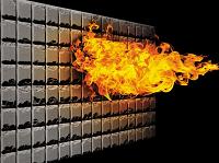 火災と外壁