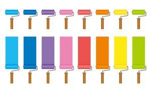 カラーの図